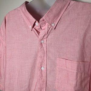 XXXL Big Men OLD NAVY Slim Classic Button Shirt